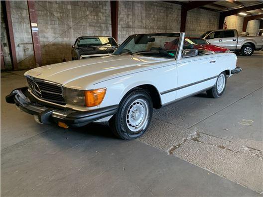 1980 Mercedes-Benz 450 SL for sale in Sarasota, Florida 34232