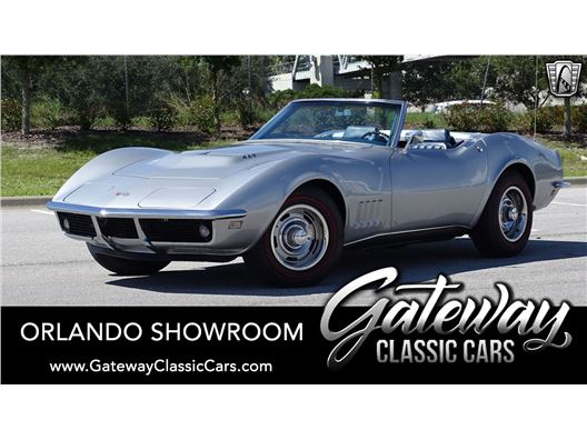 1968 Chevrolet Corvette for sale in Lake Mary, Florida 32746