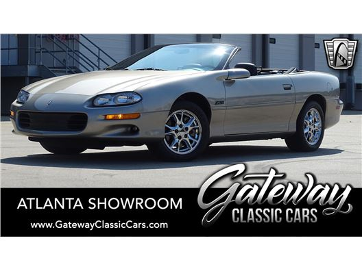 2002 Chevrolet Camaro Z28 for sale in Alpharetta, Georgia 30005
