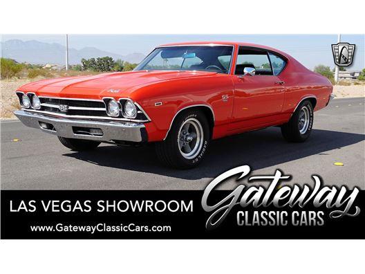 1969 Chevrolet Chevelle for sale in Las Vegas, Nevada 89118