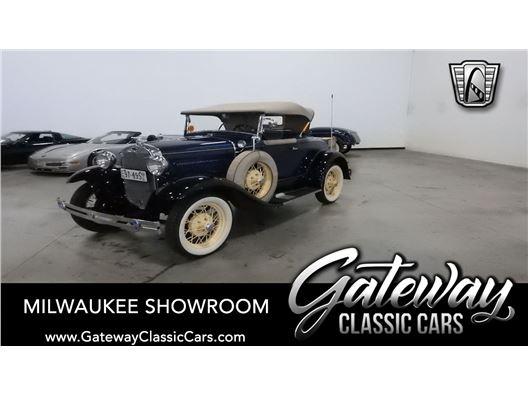 1930 Ford Model A for sale in Kenosha, Wisconsin 53144