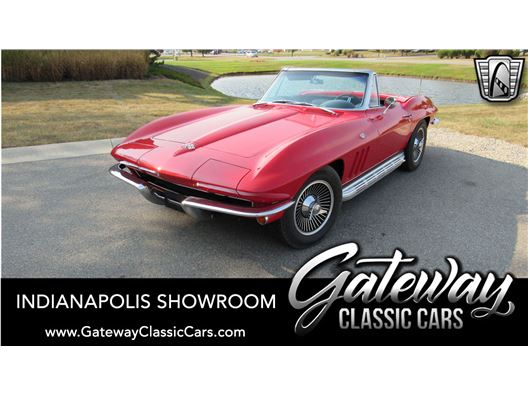 1965 Chevrolet Corvette for sale in Indianapolis, Indiana 46268