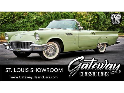 1957 Ford Thunderbird for sale in OFallon, Illinois 62269