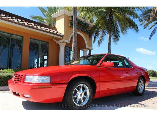 2002 Cadillac Eldorado for sale in Deerfield Beach, Florida 33441