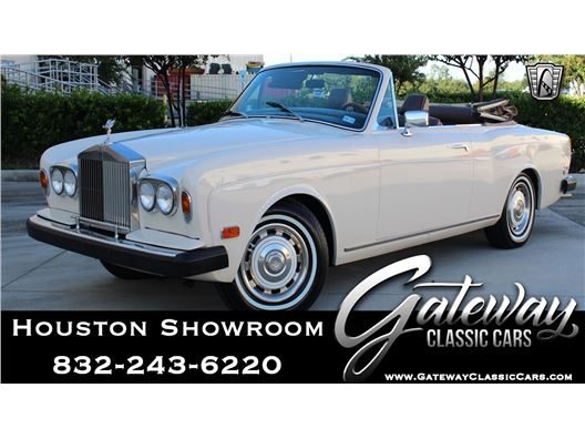 1973 Rolls-Royce Corniche for sale in Houston, Texas 77090