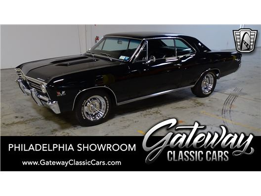 1967 Chevrolet Chevelle SS for sale in West Deptford, New Jersey 8066