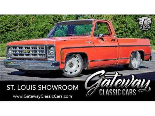 1979 Chevrolet C10 for sale in OFallon, Illinois 62269