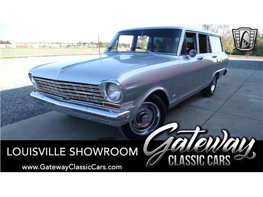 1965 Chevrolet Nova for sale in Memphis, Indiana 47143