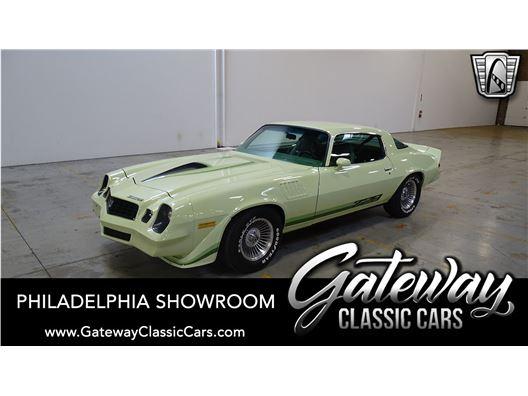 1979 Chevrolet Camaro Z28 for sale in West Deptford, New Jersey 8066