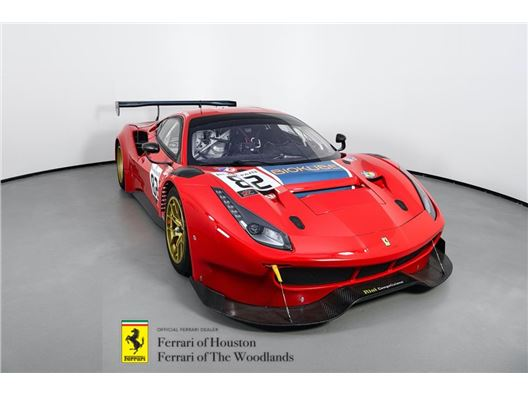 2017 Ferrari 488 GT3 for sale on GoCars.org