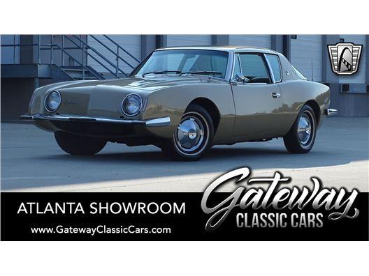 1963 Avanti Studebaker for sale in Alpharetta, Georgia 30005
