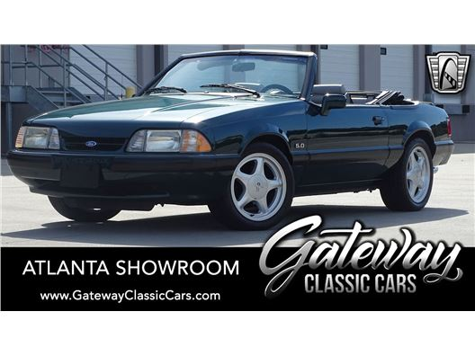 1991 Ford Mustang for sale in Alpharetta, Georgia 30005