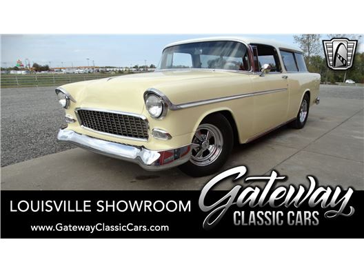 1955 Chevrolet Nomad for sale in Memphis, Indiana 47143