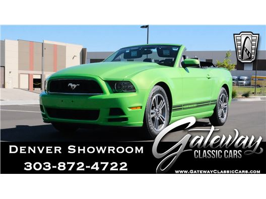 2013 Ford Mustang for sale in Englewood, Colorado 80112