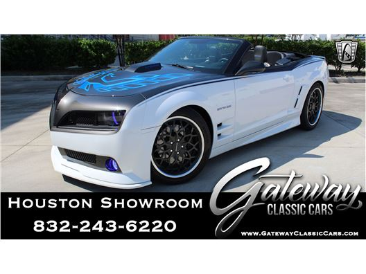 2011 Chevrolet Camaro for sale in Houston, Texas 77090