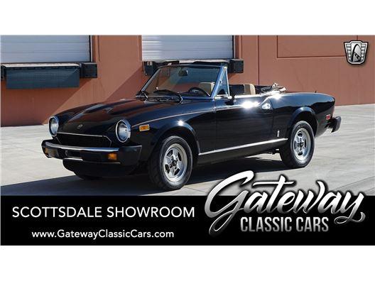 1981 Fiat 124 for sale in Phoenix, Arizona 85027