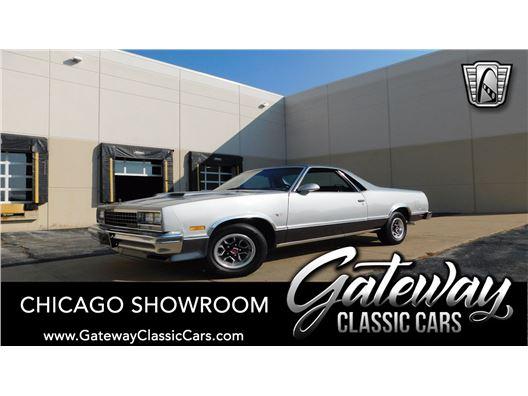 1987 Chevrolet El Camino for sale in Crete, Illinois 60417