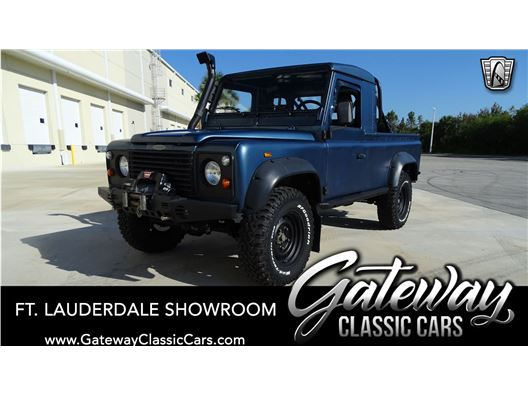 1995 Land Rover Defender for sale in Coral Springs, Florida 33065