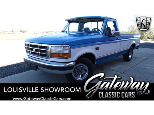 1995 Ford F150 for sale in Memphis, Indiana 47143