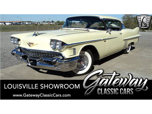 1958 Cadillac DeVille for sale in Memphis, Indiana 47143