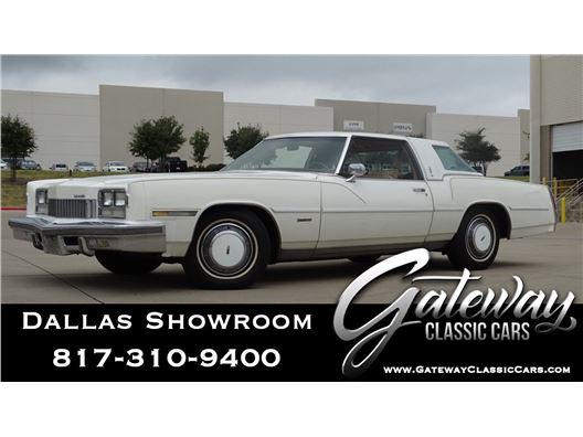 1977 Oldsmobile Toronado for sale in DFW Airport, Texas 76051