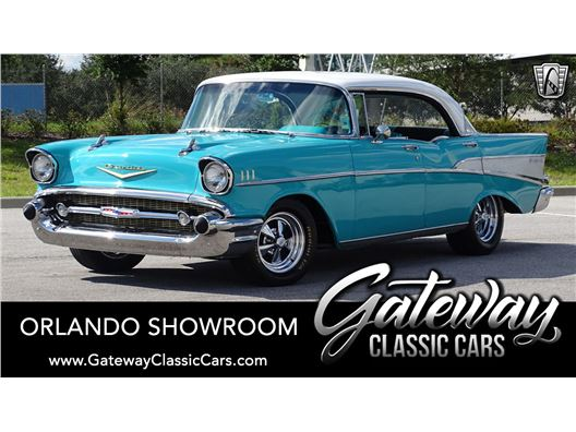 1957 Chevrolet Bel Air for sale in Lake Mary, Florida 32746