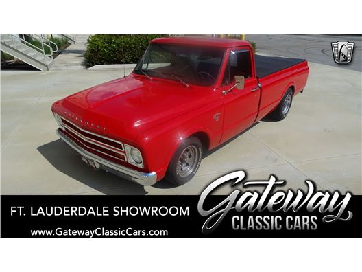 1967 Chevrolet Pickup for sale in Coral Springs, Florida 33065