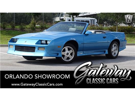 1991 Chevrolet Camaro for sale in Lake Mary, Florida 32746