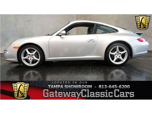 2007 Porsche 911 Carrera for sale in Ruskin, Florida 33570