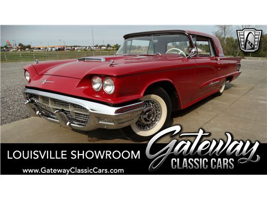 1960 Ford Thunderbird for sale in Memphis, Indiana 47143