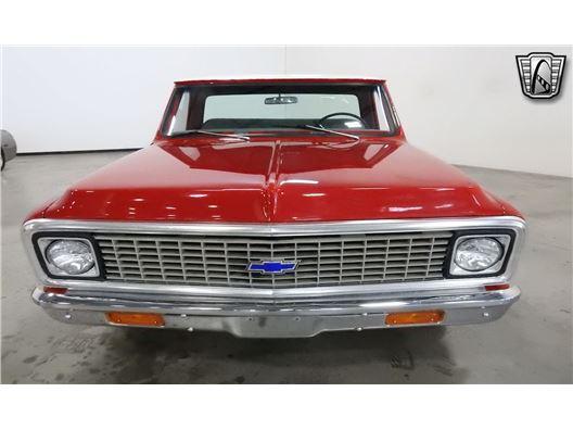 1971 Chevrolet C10 for sale in Kenosha, Wisconsin 53144