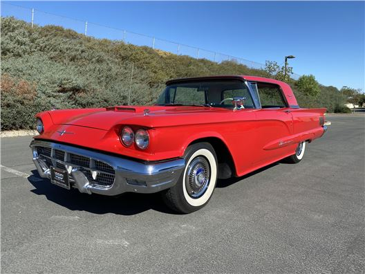 1960 Ford Thunderbird for sale on GoCars.org