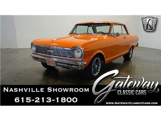1965 Chevrolet Nova for sale in La Vergne