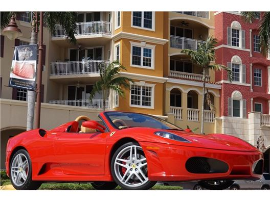 2006 Ferrari F430 F1 Spider for sale in Naples, Florida 34104