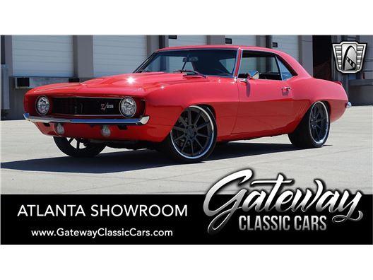 1969 Chevrolet Camaro for sale in Alpharetta, Georgia 30005