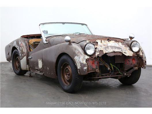 1959 Triumph TR3A for sale in Los Angeles, California 90063