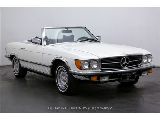 1979 Mercedes-Benz 280SL 5-Speed for sale in Los Angeles, California 90063
