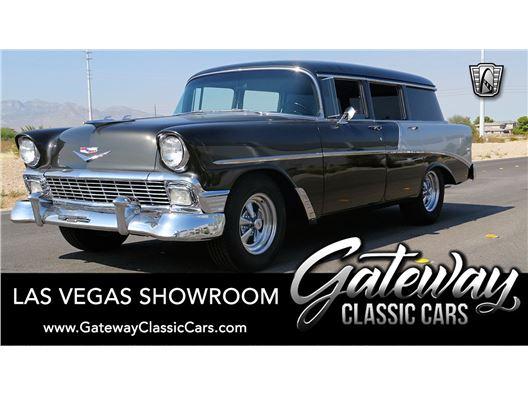 1956 Chevrolet Bel Air Wagon for sale in Las Vegas, Nevada 89118