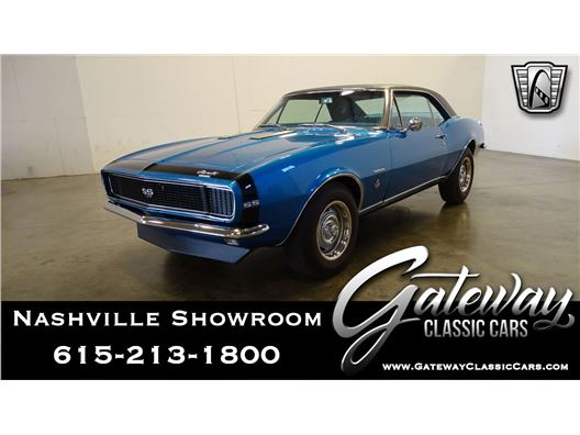 1967 Chevrolet Camaro for sale in La Vergne