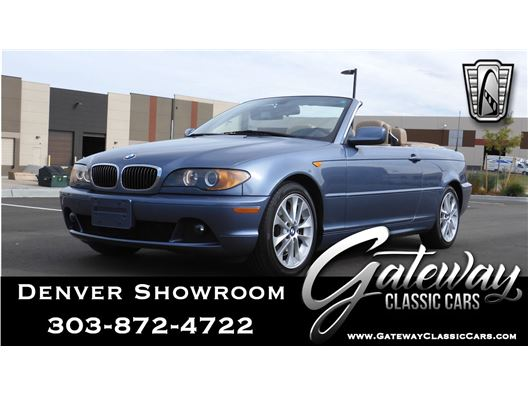 2004 BMW 330CI for sale in Englewood, Colorado 80112