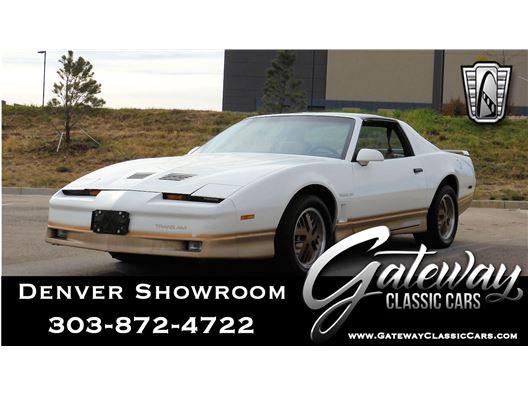1985 Pontiac Firebird / Trans AM for sale in Englewood, Colorado 80112