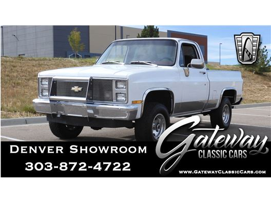 1984 Chevrolet K10 for sale in Englewood, Colorado 80112