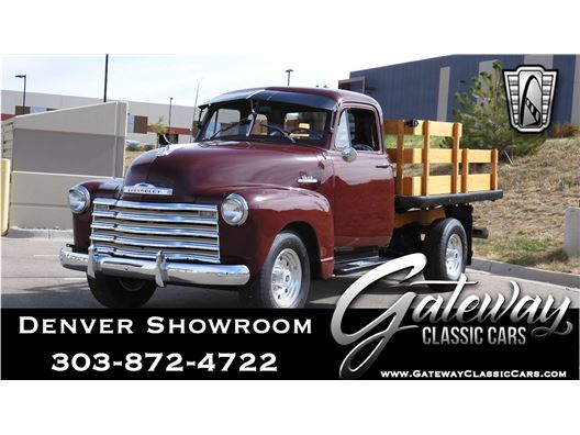 1952 Chevrolet 3600 for sale in Englewood, Colorado 80112