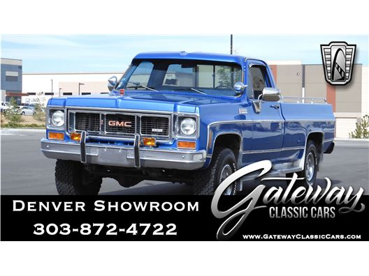 1973 GMC 1500 for sale on GoCars.org