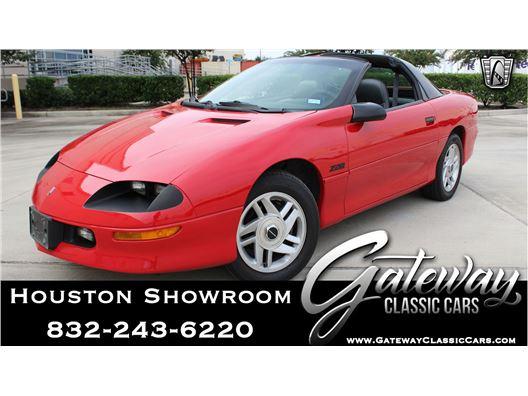 1996 Chevrolet Camaro Z28 for sale in Houston, Texas 77090