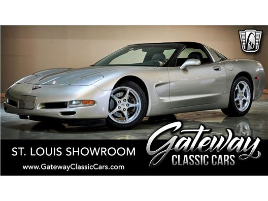 1999 Chevrolet Corvette for sale in OFallon, Illinois 62269
