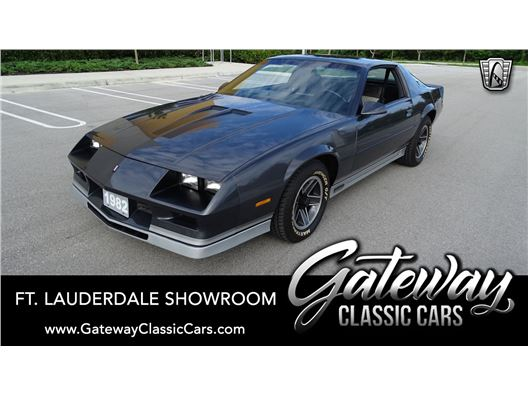 1982 Chevrolet Camaro for sale in Coral Springs, Florida 33065