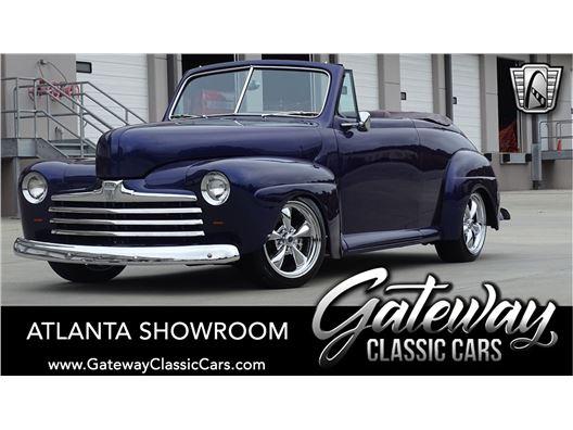 1947 Ford Super Deluxe for sale in Alpharetta, Georgia 30005