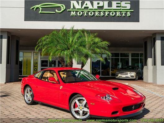 2002 Ferrari 575 Maranello for sale in Naples, Florida 34104
