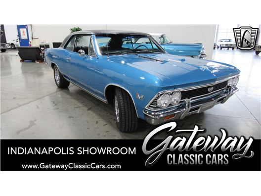 1966 Chevrolet Chevelle SS for sale in Indianapolis, Indiana 46268